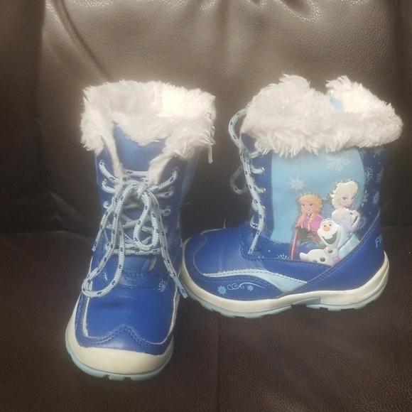 Disney Other - Disney FROZEN Kids Boots